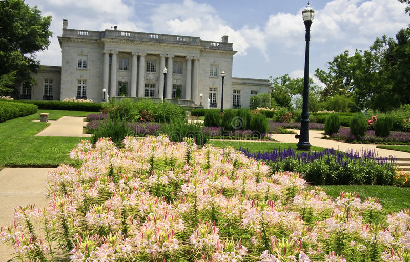 La mansión del gobernador de Kentucky fotos de archivo