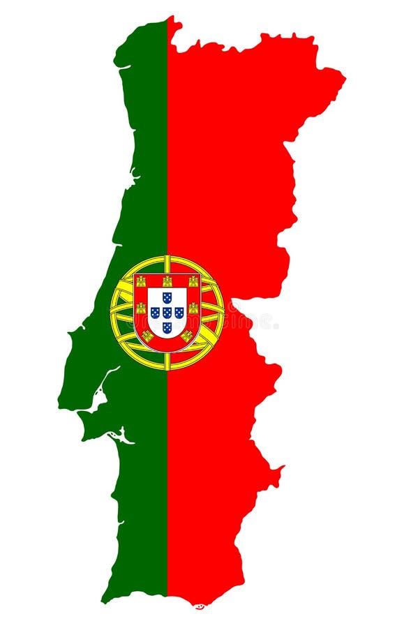 Cartina Dettagliata Del Portogallo.La Mappa Dettagliata Del Portogallo Con Le Regioni O Stati E Citta Capitali Con I Perni O I Puntatori Della Mappa Disponga Gli I Illustrazione Vettoriale Illustrazione Di Divisione Bordo 98269830
