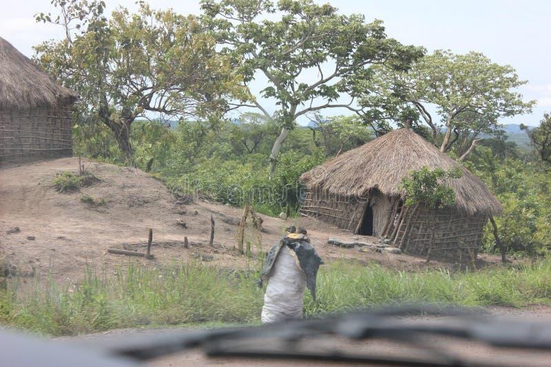 La mayoría del problema grave en África, según participantes de la encuesta, es pobreza Es seguido por el VIH/AYUDA, desempleo, i imagenes de archivo