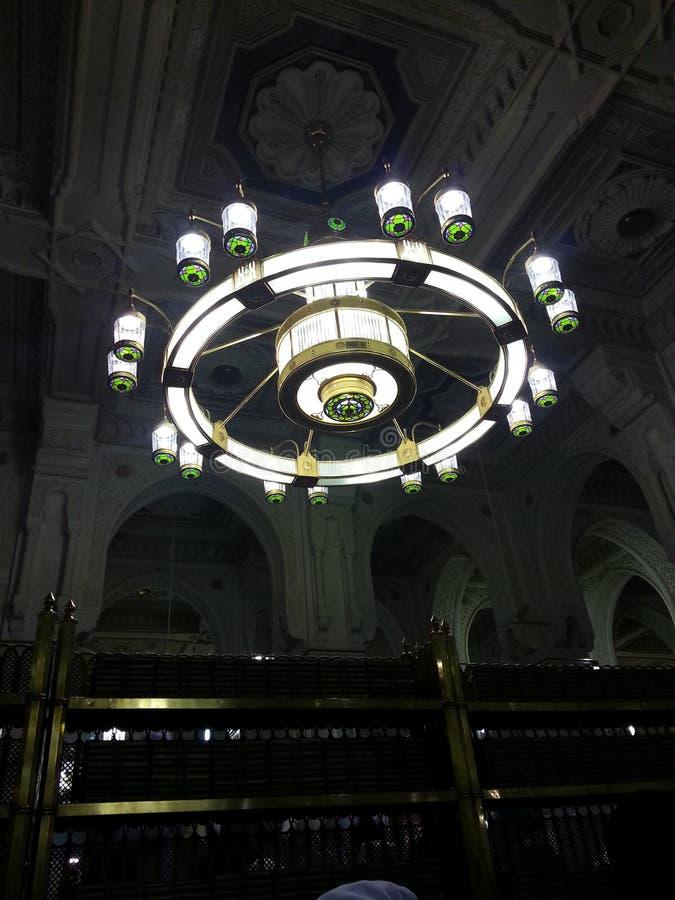 La Meca de Masjidil Haram imágenes de archivo libres de regalías