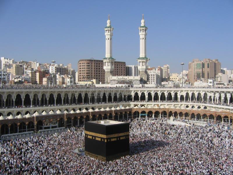 La Mecque photo libre de droits