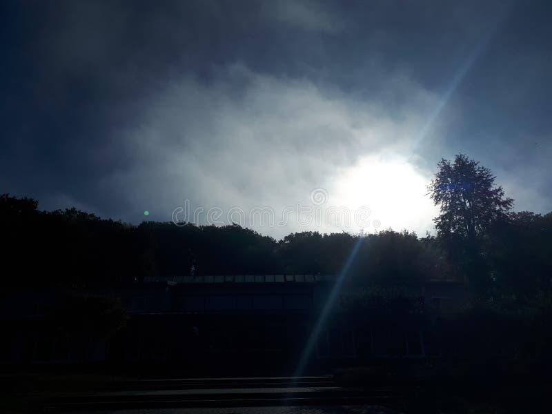 La meilleure photo du soleil ! photos libres de droits