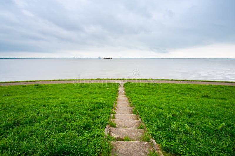 La Mer du Nord photos stock