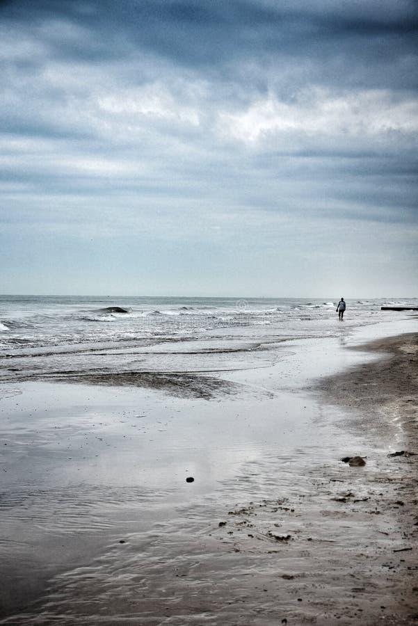 La mer et le ciel photos stock