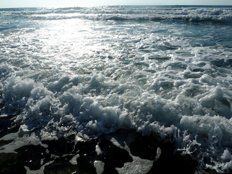 La mer Méditerranée image stock