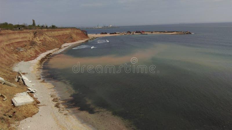 La Mer Noire photographie stock