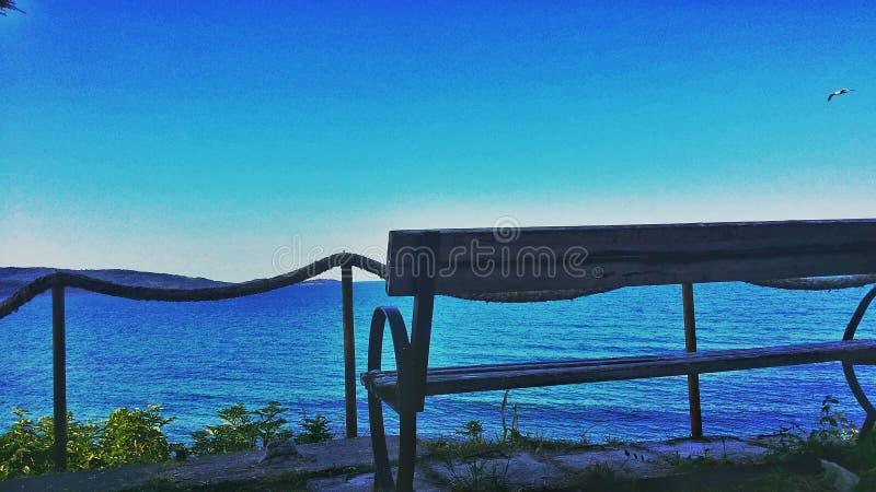 La Mer Noire photo stock
