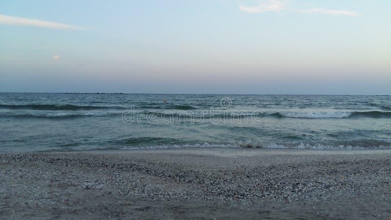 La Mer Noire photographie stock libre de droits