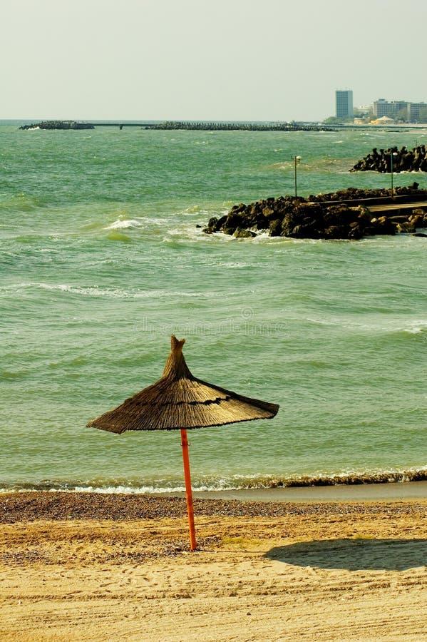 Download La Mer Noire Et Plage à La Ressource D'Olimp Image stock - Image du protection, étincelle: 732143