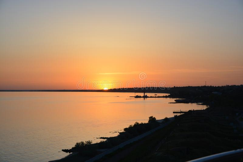 La Mer Noire odessa image stock