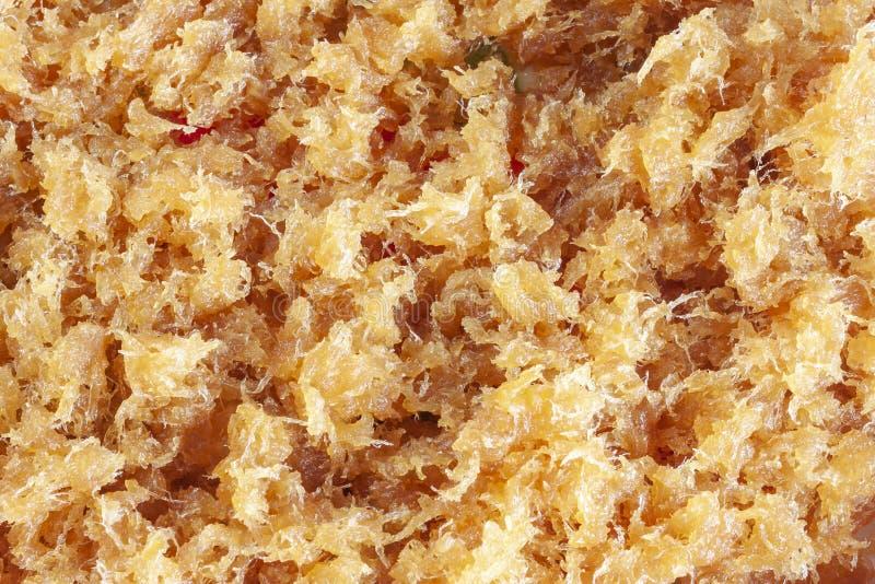 La mescolatura dell'ananas è una conservazione degli alimenti immagini stock libere da diritti