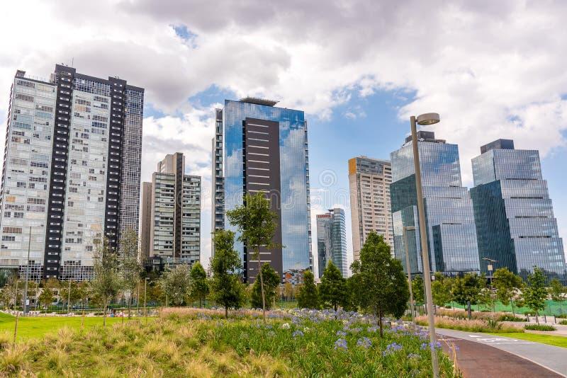 La Mexicana - Cidade do México de Parque fotos de stock royalty free