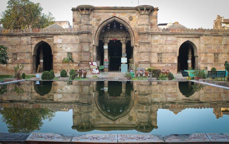 La mezquita de Ahmed Shah fotos de archivo libres de regalías