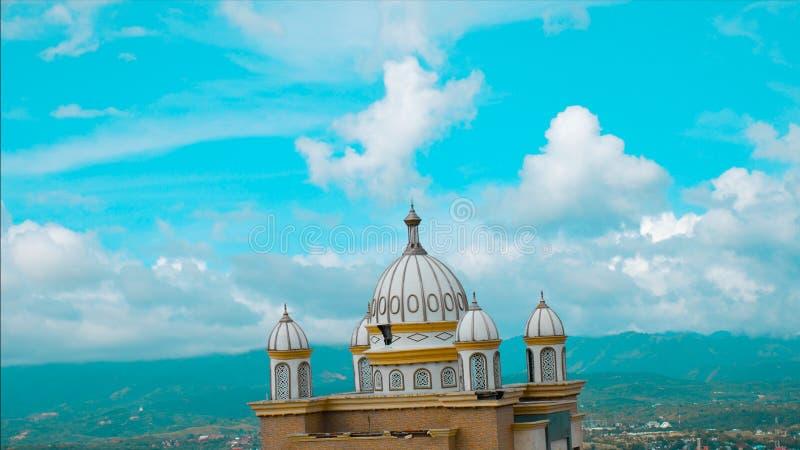 La mezquita flotante Cuba fotos de archivo