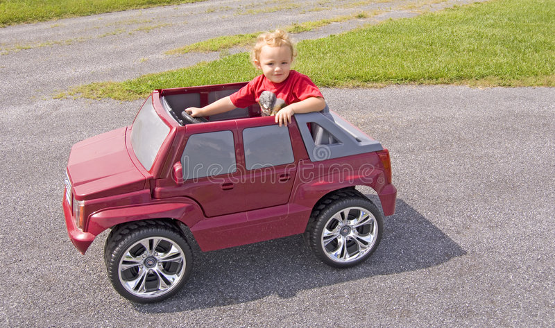 La mia automobile fotografia stock