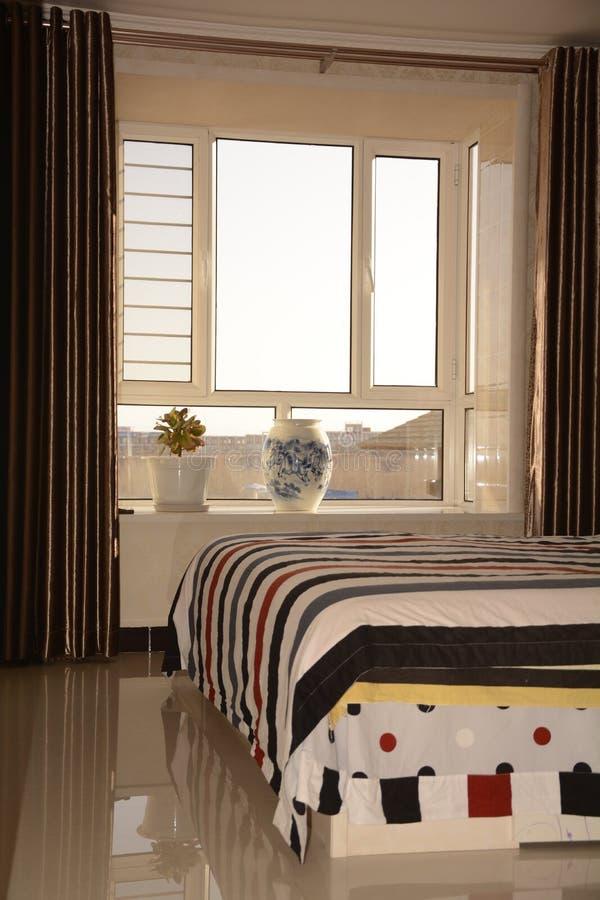 La mia camera da letto immagine stock. Immagine di bedroom - 51211499