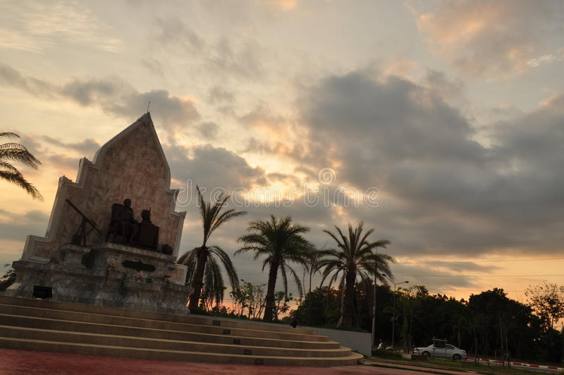 La mia università fotografia stock libera da diritti
