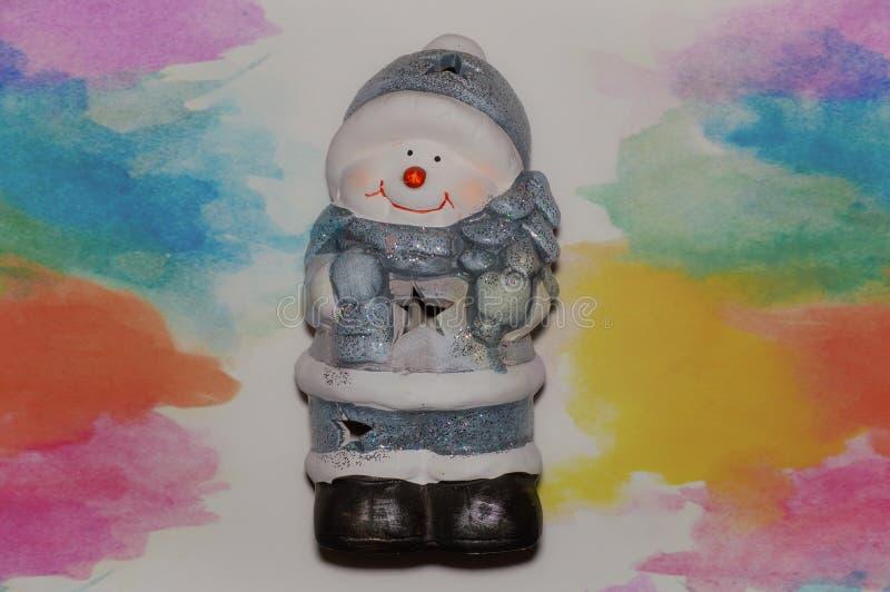 La migliore carta della clausola Babbo Natale fotografia stock libera da diritti