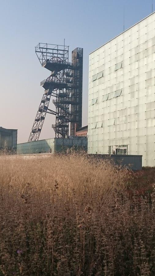 La mina de carbón anterior Katowice, asiento del museo silesio