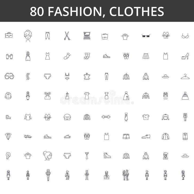 La moda, estilo, ropa, ropa, vestido femenino, hombres diseña, camisa de moda, ropa de sport, guardarropa, forma de vida, venta libre illustration