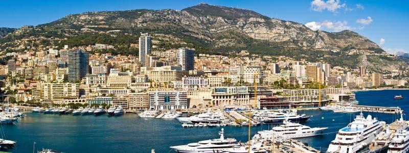 La Monaco Monte Carlo fotografia stock
