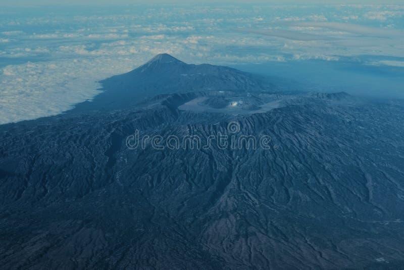 La montagne image stock