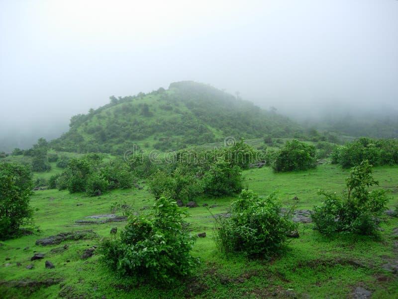 La monzón viene fotografía de archivo