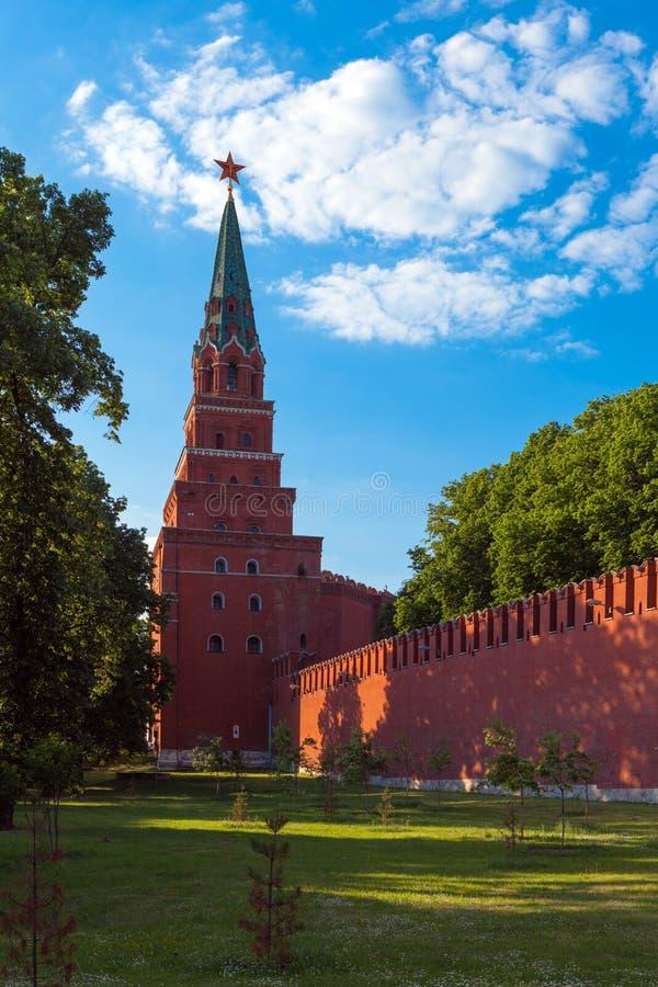 La Moscú Kremlin imagen de archivo libre de regalías