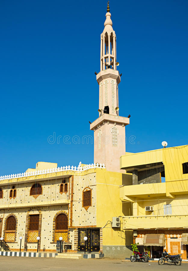 La moschea immagini stock