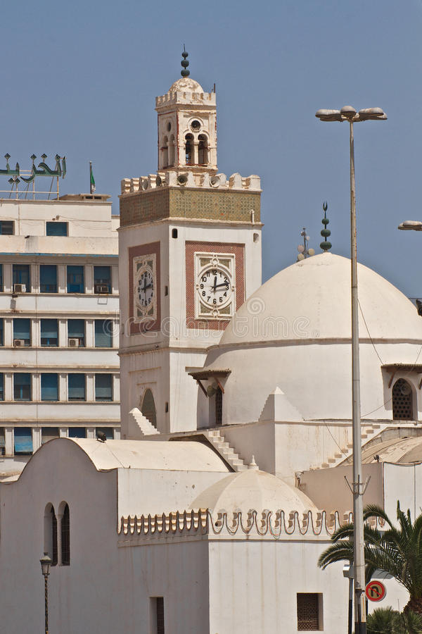 La mosquée image stock