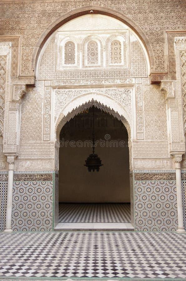La mosquée image libre de droits