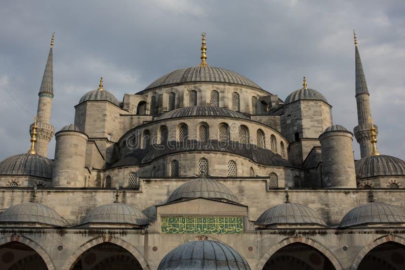Download La Mosquée Bleue D'Istanbul Photo stock - Image du calligraphie, istanbul: 45369596