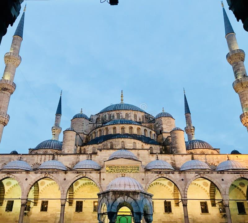 La mosquée bleue, Istanbul photos libres de droits