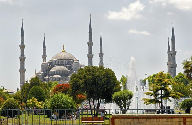 La mosquée bleue Istanbul images stock
