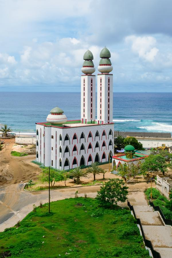 La mosquée de la divinité photos libres de droits