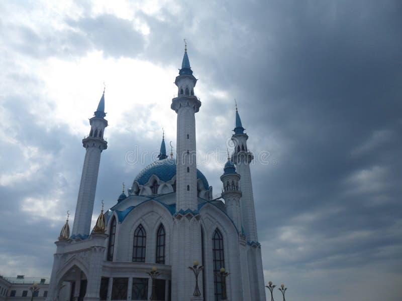 La mosquée de Qolşärif images libres de droits