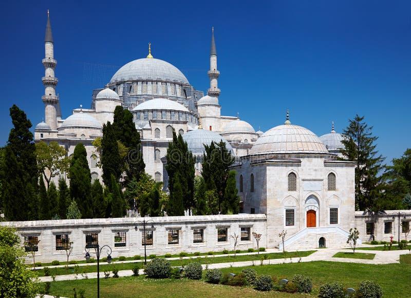 La mosquée de Suleymaniye image stock