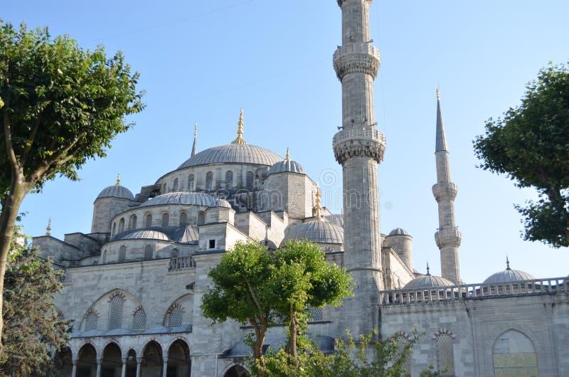 La mosquée du conquérant photo libre de droits
