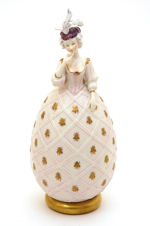 Download La muñeca de la porcelana imagen de archivo. Imagen de goce - 41900727
