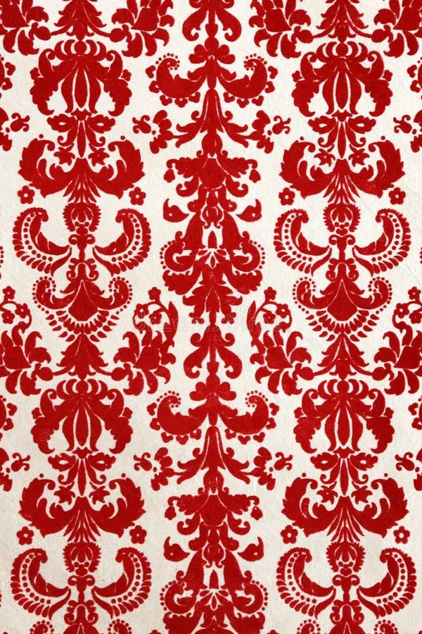 La multitud roja wallpaper el modelo imagenes de archivo