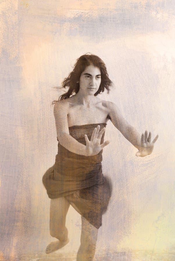La Muse photo libre de droits