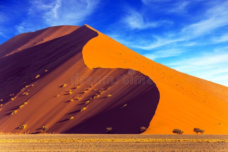 La Namibia, Sudafrica immagini stock