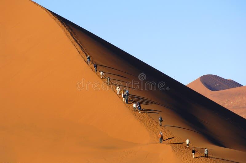 La Namibie image stock