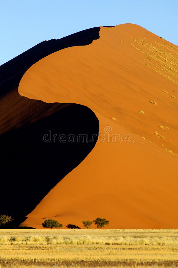 La Namibie photo stock