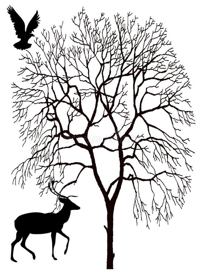 La naturaleza. libre illustration