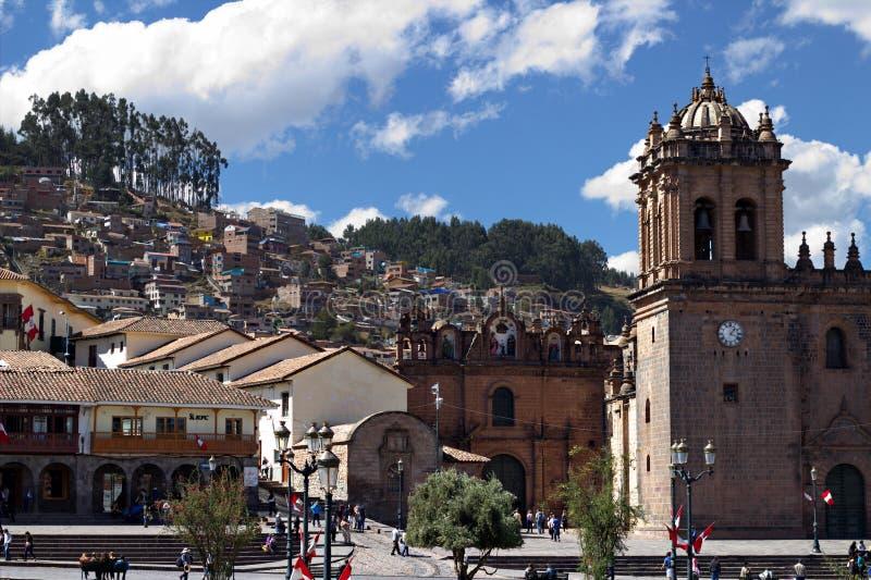 La naturaleza de Perú imagen de archivo libre de regalías