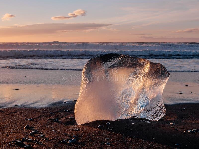 La naturaleza increíble de Islandia imagen de archivo libre de regalías