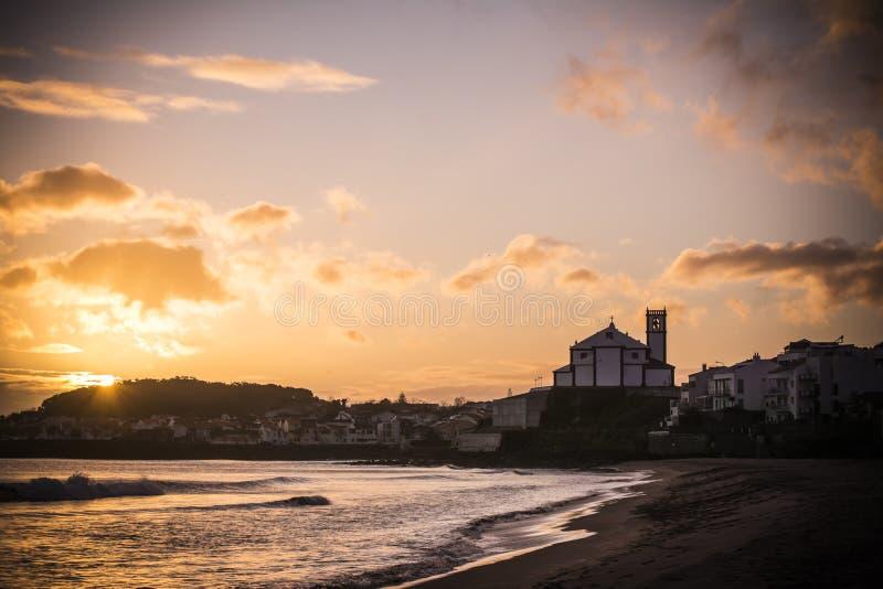 La nature enchanteresse des Açores photo libre de droits