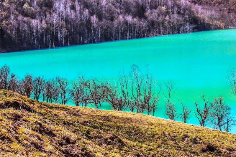 La nature est l'art d'un dieu La Transylvanie ! photo libre de droits