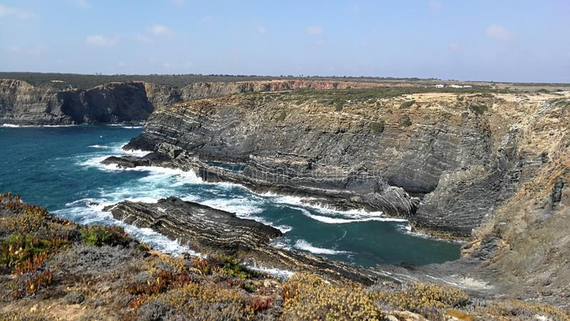 La nature merveilleuse du Portugal photos libres de droits